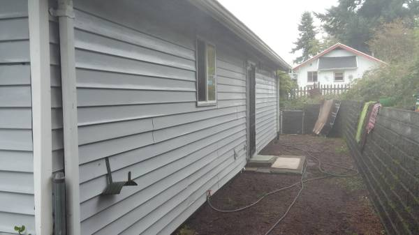 pressure washing bremerton washington
