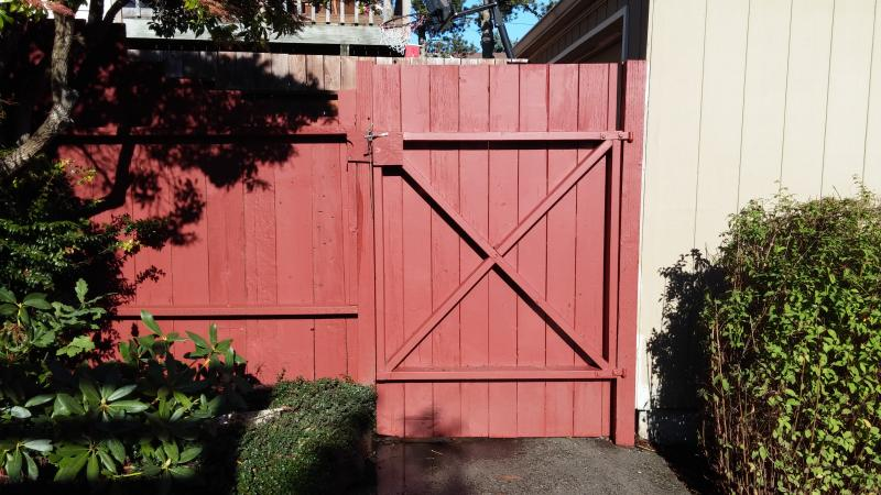 Fence Repair Poulsbo